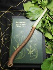 Natural Somerset Yew Wood Wand For the Dark Goddess - Pagan, Wicca, Witchcraft