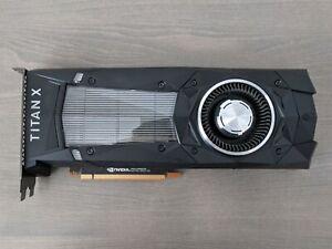 Nvidia Titan Xp Graphics Card 12GB