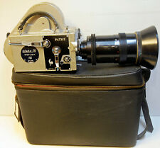 "CAMERA "" PATHE WEBO M REFLEX 16 "" -16 mm - 1946/60 + ZOOM - N° 13747"