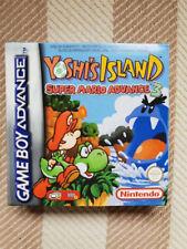 Super Mario Advance 3: Yoshi's Island (Nintendo Game Boy Advance GBA) (2002)