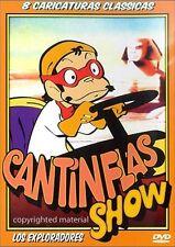 The Cantinflas Show - Los Exploradores (DVD, 2005, Brand New, Mario Moreno)