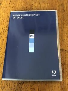 Adobe Photoshop CS4 Extended Windows Mac OS Full Retail Version