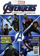 Marvel Studios Avengers A Complete Guide to the Movies SC 1A-1ST NM 2019