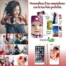 COVER CASE RIGIDA CON FOTO PERSONALIZZATA CELLU SAMSUNG GALAXY STAR 2 PLUS G350E