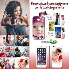 COVER CASE RIGIDA CON FOTO PERSONALIZZATA PER Samsung Wave Y S5380