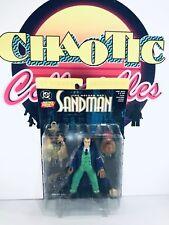 2001 unopened MIP DC DIRECT GOLDEN AGE SANDMAN Super Hero Action Figure