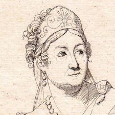 Françoise-Marie-Antoinette Saucerotte Melle Raucourt Théâtre Premier Empire