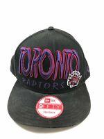 Toronto Raptors Hardwood Classics New Era NBA Snapback Hat