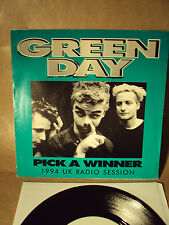 "GREEN DAY - PICK A WINNER 7"" EP PRESSING - VERY RARE BOOTLEG - FREE UK POSTAGE"