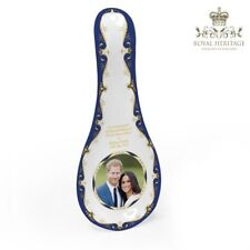 Royal Heritage Harry and Megan Markle Wedding Commemorative Spoon Rest