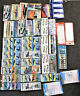 TAMIYA, TRUMPETER, HAWK, HAGEGAWA NAVY AIR PLANES, AND SHIPS 1/700 SCALE 39 LOT