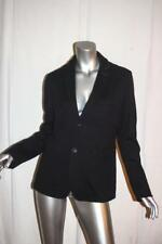 Womans WINGS + HORNS Navy Blue Cotton Jacket Size S