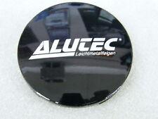 Original ALUTEC Nabenkappen N32 schwarz glänzend für Alufelgen Nabendeckel N 32