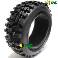 2pcs RC 1:8 All Terrain Buggy Tire Tyre For Losi HPI RTR Badlands Car Upgrade