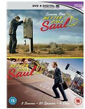 Better Call Saul - Season 1-2 [DVD] [2016], dvd 5035822896734 New