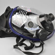 Respirator Painting Spraying Gas Full Face Facepiece dustproof Mask For 6800 US
