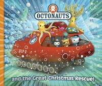 Octonauts and the Great Christmas Rescue by Simon and Schuster Book The Fast