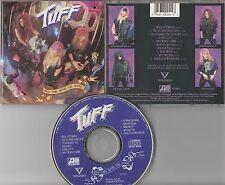 Tuff CD, What Comes Around Goes Around, 1st Press 1990 Atlantic, RARE