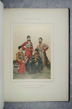 JONGH FRÈRES. ARMÉE RUSSE  PHOTOGRAPHIES 1895 RUSSIAN ARMY PHOTO COSAQUE COSSACK