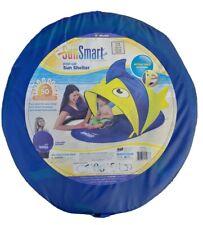 Sun Smart Pop-Up Sun Shelter Lightweight Portable Shade Tent for Infant UPF 50