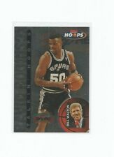 1997-98 HOOPS DAVID ROBINSON #22 TALKIN' HOOPS SAN ANTONIO SPURS NM-MINT!!!