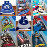BOYS CHARACTER / FOOTBALL SINGLE COTTON BLEND DUVET QUILT COVER BEDROOM BED SETS