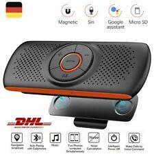 Wireless Auto KFZ Sonnenblende Bluetooth Freisprecheinrichtung Freisprechanlage