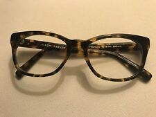Warby Parker Women's Finch Violet Magnolia Clear Eyeglass Frames 52-18-140