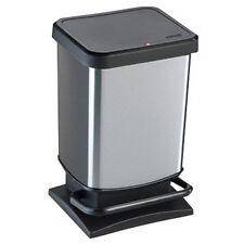 Rotho Treteimer Paso Metallic 20 Liter