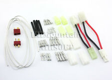 Dream Army Battery Full Pack Connectors Assembly Set / (KHM Airsoft)