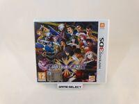 PROJECT X ZONE 2 NINTENDO 3DS 2DS DS 3D PAL EU EUR ITA ITALIANO NUOVO SIGILLATO