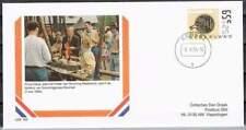 Envelop Royalty OSE-160 - 1994 Claus Opent blokhut van scoutinggroep