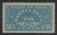 OHIO State Revenue Beer Tax Stamp SRS OH B57