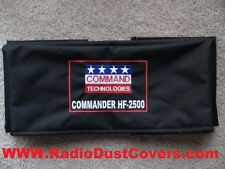 Custom amplifier Dust Cover Commander Hf-2500 or Alpha 9500 8410 91B 87A