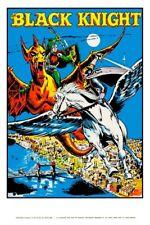 Marvel Black Knight Marvelmania 24 x 36 Reproduction Character Poster