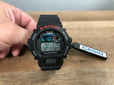 NEW Casio G-Shock Classic Watch Black DW6900-1VWT
