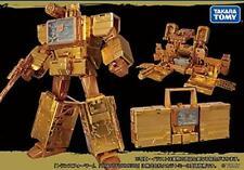 TAKARA TOMY TRANSFORMERS 35TH ANNIVERSARY GOLDEN LAGOON SOUNDWAVE FIGURE