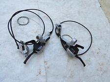 SHIMANO XT ST-M765 MOUNTAIN BIKE BRAKES SHIFTERS LEVER 9 SPEED DUAL CONTROL