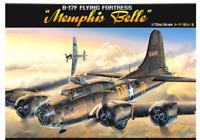 "1/72 B-17F Flying Fortress ""Memphis Belle"" / Academy Model Kit"