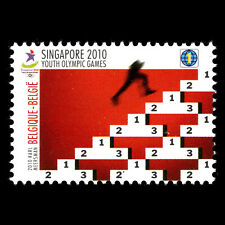Belgium 2010 - Youth Olympic Games - Singapore - Sc 2445 MNH