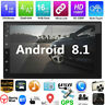"Android 8.1 GPS Navi WiFi 7"" 2Din Quad Core Car Stereo MP5 FM Player Autoradios"