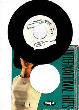 """LOS MISMOS - Maria Isabel - 7"""" 45  Promoplatte"""