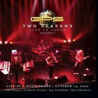 GPS: Two Seasons - Live in Japan, Vol. 1 [DVD/CD] (2013, DVD New)