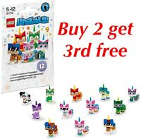 LEGO 41775 Series 1 UNIKITTY & PUPPYCORN MINIFIGURES 12 to Collect NEW