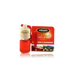 Deodorant, Perfume Mini Bottle Aroma Car Wood Scent Strawberry of the Wood