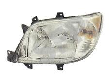 Headlight Assembly with Foglight Dodge Sprinter: 901 820 35 61