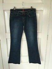 "Womens STRETCH Lee JEANS SIZE 12 ""LOW RISE FLARE"""