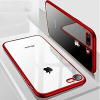 Phone Case Silicone Soft Coque Luxury Back Cover iPhone 8 7 Plus 6s X XR XS Max