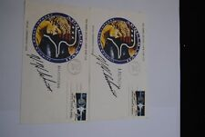 Apollo 17 Dr Harrison Schmidtt signed first day cover