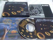 HELLOWEEN / master of the rings / JAPAN LTD CD slipcase, book